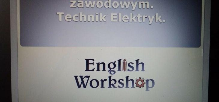 Matura ustna na języku zawodowym - speaking warm ups. Technik elektryk.